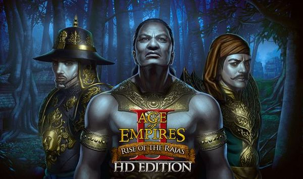 Age of Empires 2 HD Edition: The Rise of Rajas