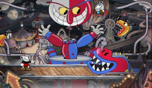 3D proof Cuphead – Cuteness Beyond Imagination