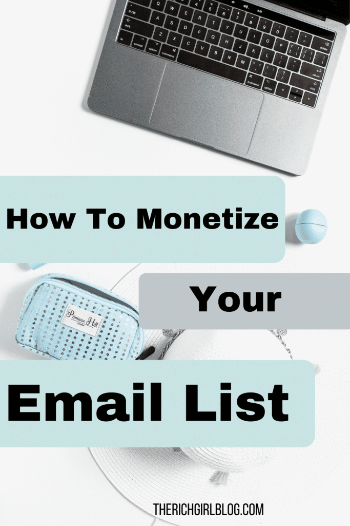 How to Monetize your Email List