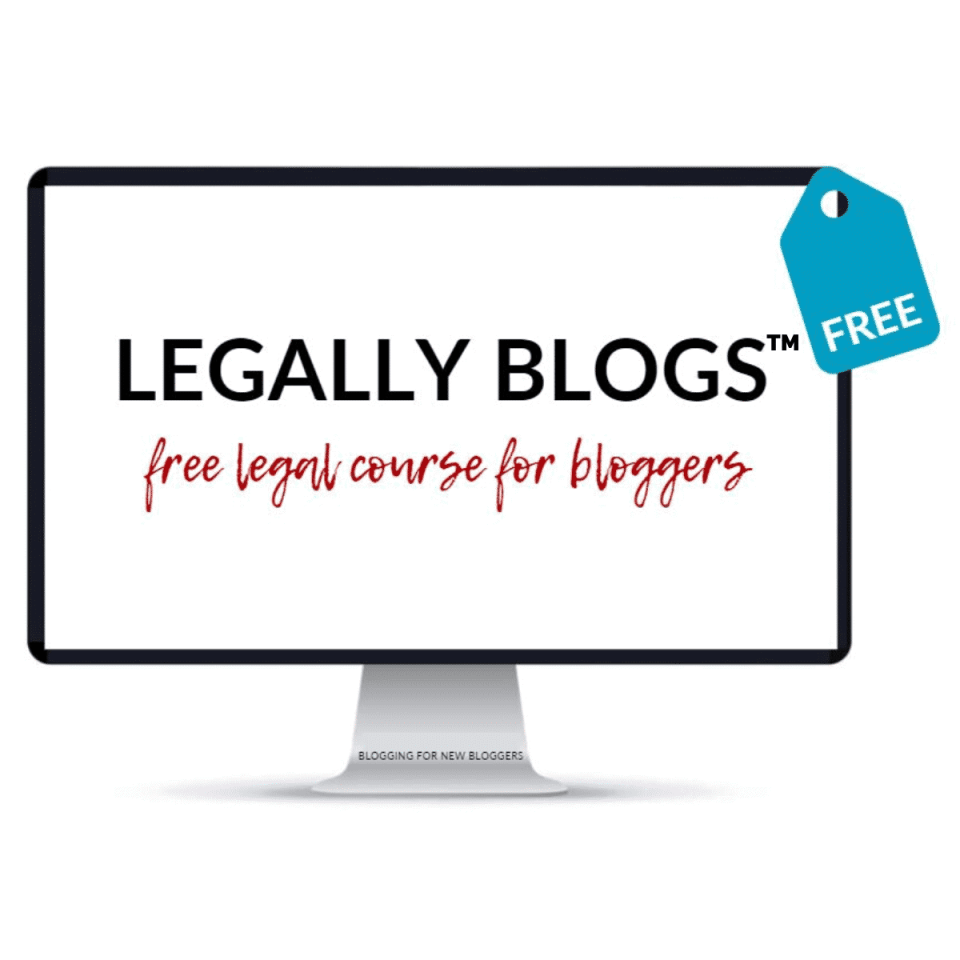info for legal blog resources