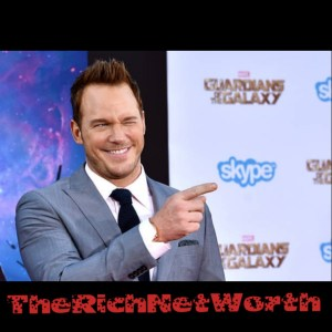 Chris Pratt Net Worth 2020