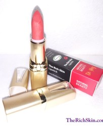 son duong moi co mau handmade chat luong cao The Rich Skin - Lipstick - lipbalm - matte lipstick - colour lipstick - clip care- natural thien nhien- mau do hong 6