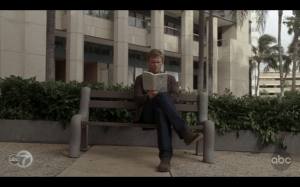Jacob, reading