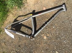 Rowdy steel radness from the 29er-only mountain bike company Was $1600 Now $1000