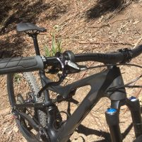 Hope Stoppers mate well with the Ergon Grips