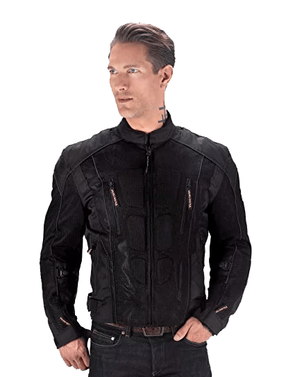 Viking Cycle Motorcycle Jacket for Men