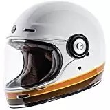 TORC T1 Retro Unisex-Adult Full-Face-Helmet