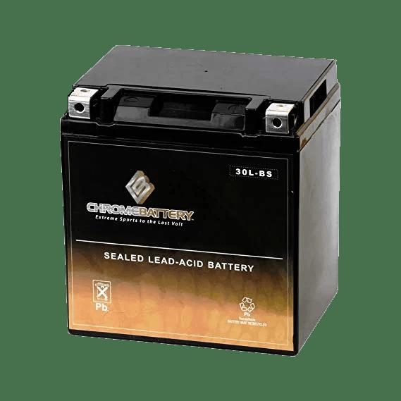 CB Chrome Battery