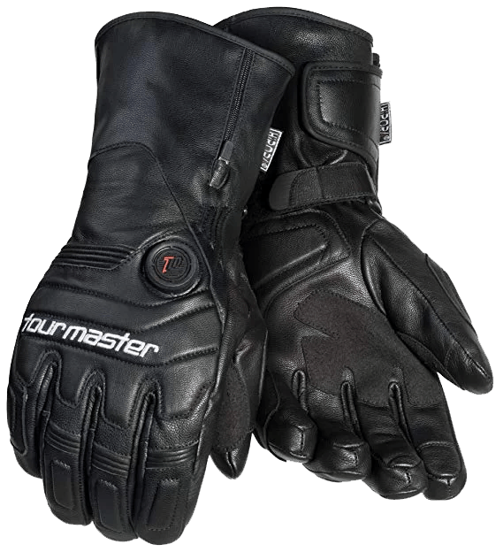 Tourmaster Synergy Heated Leather Gloves
