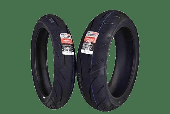 Full Bore Super Bike F2 Tire Set