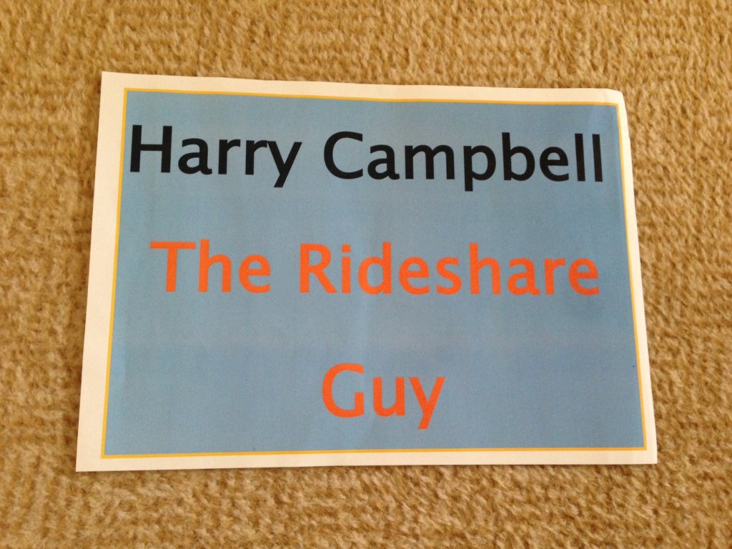 Harry Campbell The Rideshare Guy