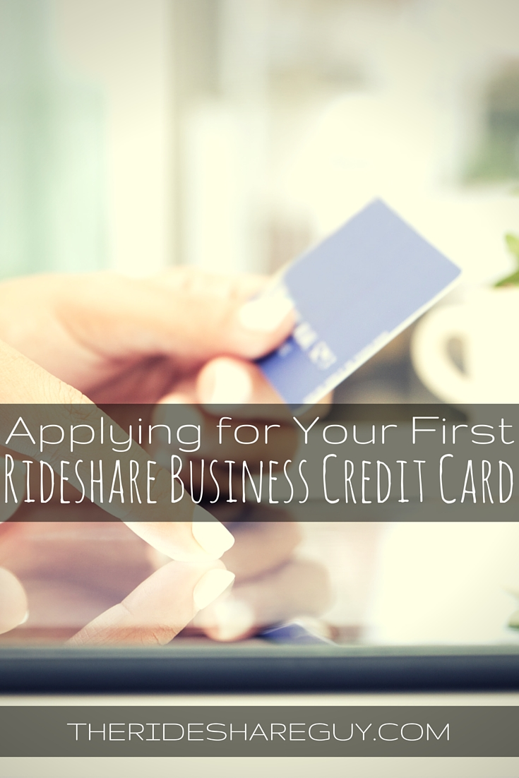 Find out why every rideshare driver needs to have their own business credit card in order to separate their personal transactions from business.