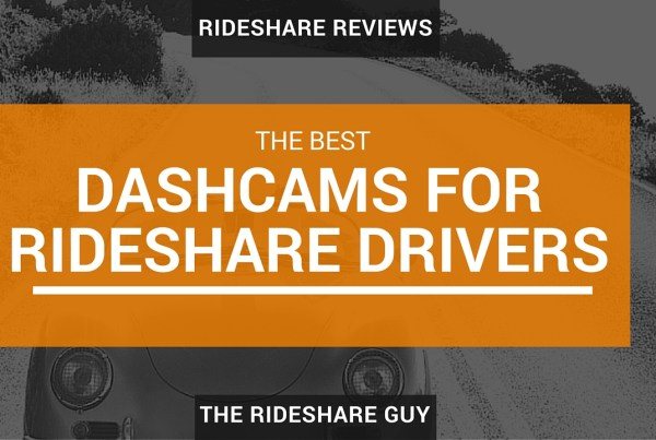 Looking for the best dashcams for rideshare drivers? RSG contributor Jon K reviews our favorite dashcams for Uber and Lyft drivers.