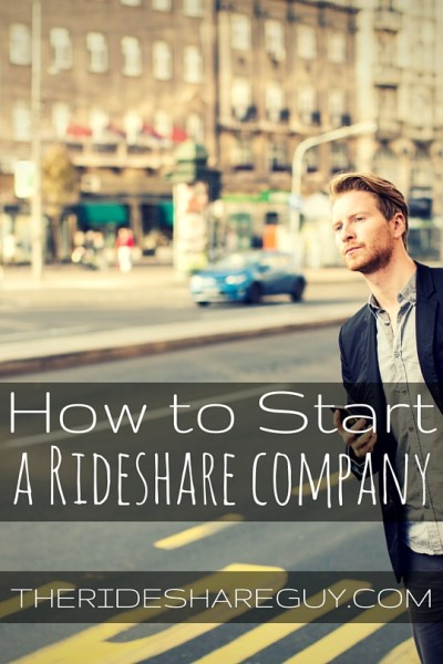 Think it's easy to start a rideshare company? Here are the things you need to know if you want to start a rideshare company yourself!