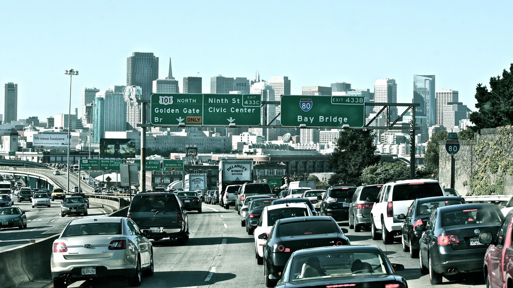A New Study Shows Rideshare's Impact on Pollution
