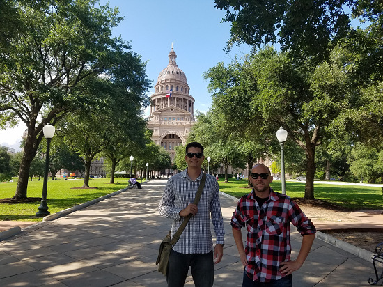 The Rideshare Guy Goes to Texas