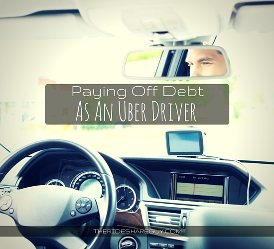 One major reason to become a rideshare driver is to pay off debt. Christian shares how he used driving to pay off his debt & how you can too.
