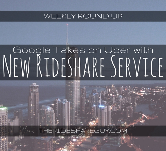 In this roundup, we take a look at Google's newest venture, share news of another delivery failure & examine a few of Uber's latest driver-friendly ideas.