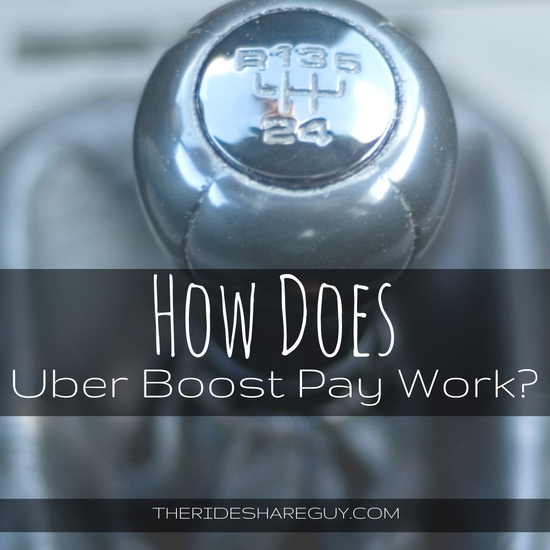 Uber Boost is spreading in markets throughout the US to guarantee surge pay for drivers. Learn what you need to know to get the most from Uber Boost.