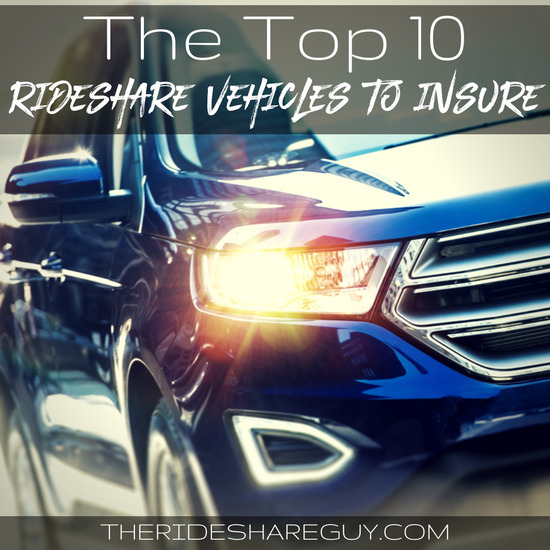 Insurance can be a huge cost for rideshare drivers, so we take a look at the top 10 cheapest cars to insure. Do you drive one of these cars?