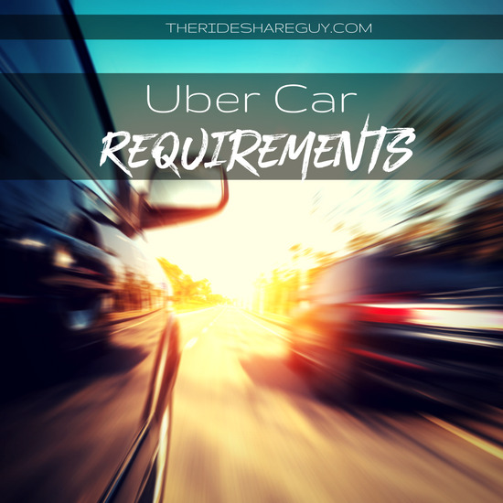 Uber Car Requirements - How To Pass Uber Vehicle Inspection