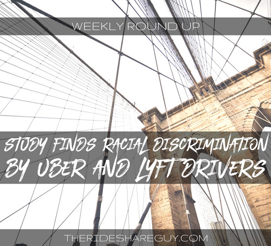 senior RSG contributor John Ince takes a look at this new study, potential safety issues for drivers, another Uber lawsuit and a big update to the Uber app.