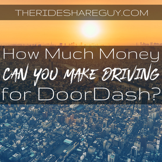 Doordash Pay: How much can you make?