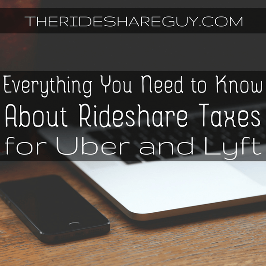 Tax time can be confusing for Uber and Lyft drivers, but today we break it all down and give you exactly what you need to do your rideshare taxes this year!
