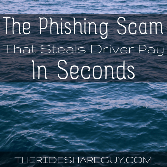 Uber Driver Scam That Steals Your Pay In Seconds