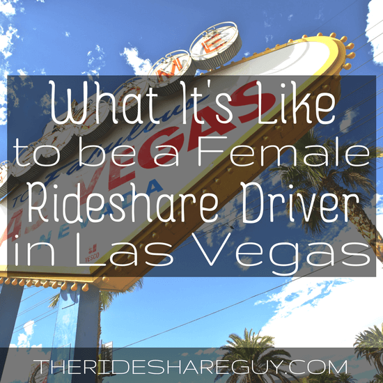 Ever wonder what it's like being a female driver in Las Vegas? April breaks down what you need to know as a driver about Vegas - during the day and night!