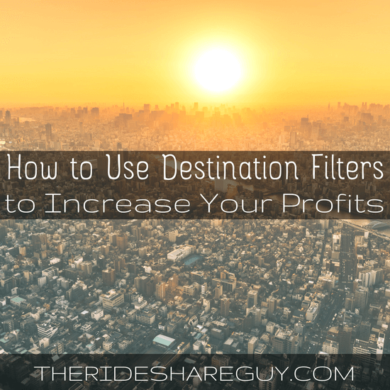 The destination filter can be a powerful, useful tool when used correctly. Here's how you can use destination filters to increase your earnings -