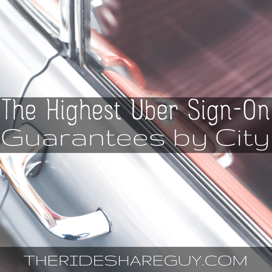 Uber Invite Code: The Biggest Uber Sign Up Guarantees By City