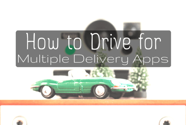 RSG contributor Ezra Dubroff outlines a typical day of driving for multiple delivery apps, including his total payout.