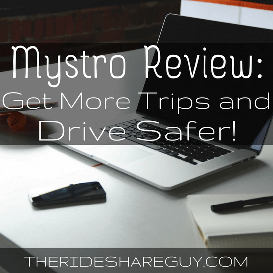 As drivers, we all want to get more trips yet still drive safely. Now, there's an app that helps us do both! Check out our Mystro review here -