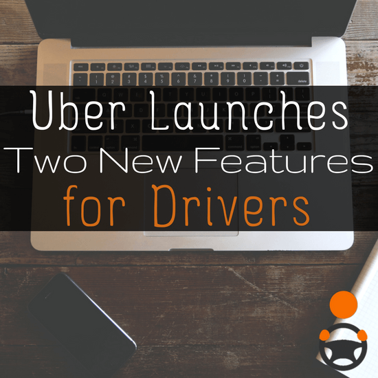 As part of their 180 days of change, Uber has announced two new features for drivers plus