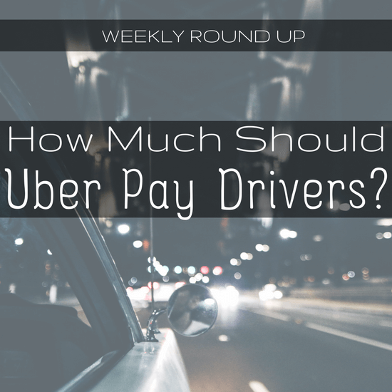 Does Uber try to purposely pay drivers less? This round up looks at a new lawsuit, the departure of one of Uber's top officers, and more -