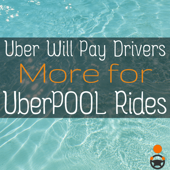 In this latest chapter of 180 Days of Change, Uber announces major changes to UberPOOL rides. Will these changes benefit drivers, and how much? -
