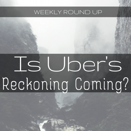 John Incecovers the struggle to improve autonomousvehicles, and Uber touts how it's trying to improve its relationship with drivers -
