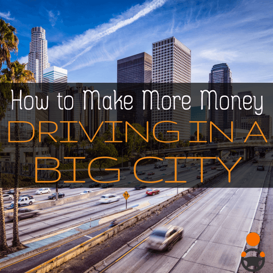 Considering commuting into a big city to earn more money? Strategies on how to commute effectively and make it worth the time and effort -