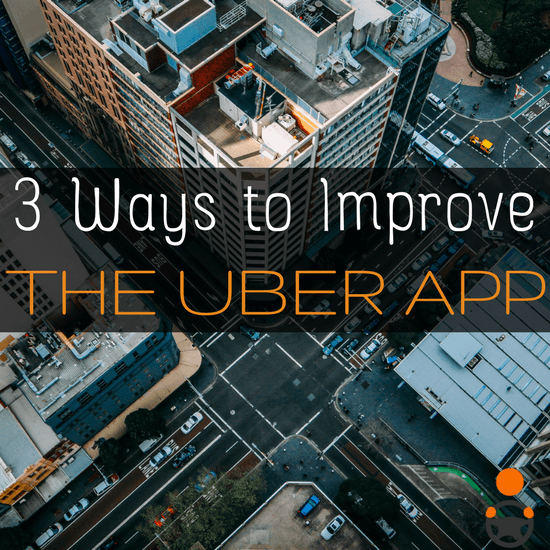 While it's not an increase in pay, a streamlined app with input from drivers could go a long way to improving the driver experience