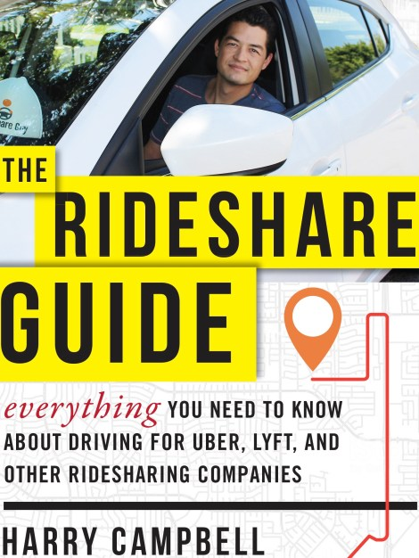 driving for uber and lyft