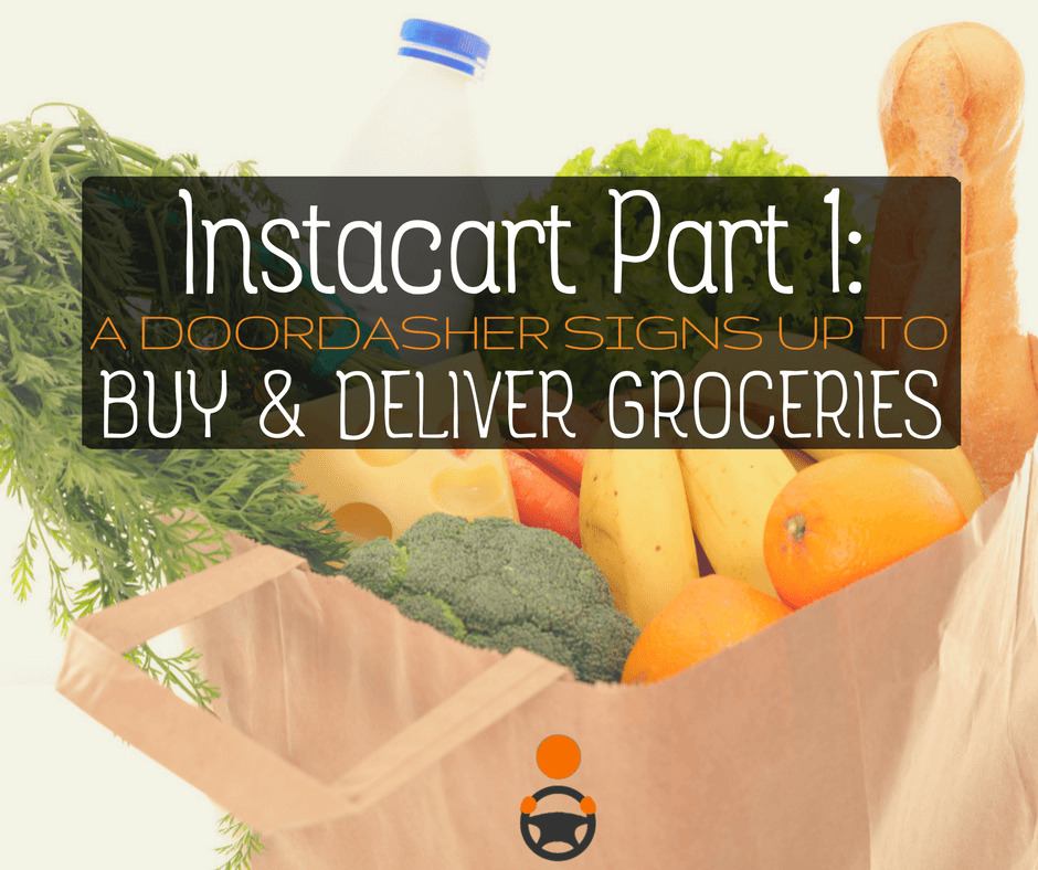 What's it like signing up and getting started with Instacart in 2018? We sent Dash to try it out!