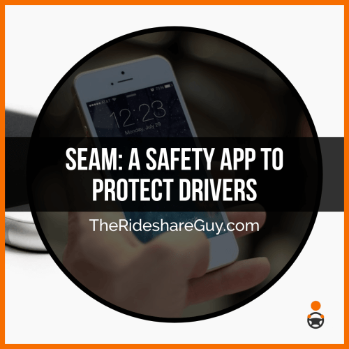 Today we have a sponsored guest post from Seam Technic, which is a safety app that helps you stay safe by recording your vehicle interior and sharing your location with loved ones while you drive. Not everyone can afford a dash cam so this is a great alternative - it's free to download and use, but you can upgrade to a premium version that allows you to store your recordings (30-days) and download copies for your records.