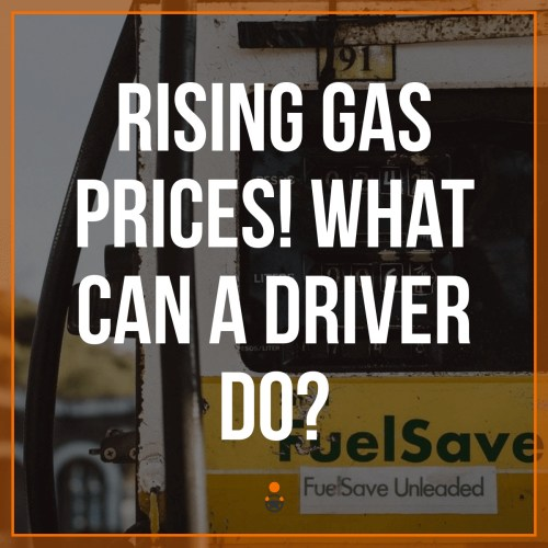 Gas prices have been increasing since the beginning of the year and, for now, show no signs of slowing. However, there is no sign Uber/Lyft are willing to increase commission rates for drivers to offset these increases, so how can drivers handle this cut into their earnings? Senior RSG contributor Jay Cradeur offers some tips on how drivers can save money at the pump and while driving.