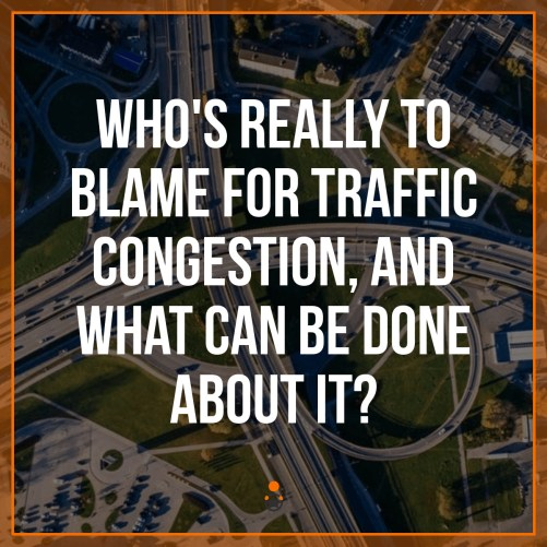Depending on what city you live in, you may notice traffic is becoming a big problem. But is it ridesharing's fault - or is it something else? And if Uber and Lyft are to blame, what should be done about it, if anything? Senior RSG contributor John Incetackles those questions and potential solutions below.