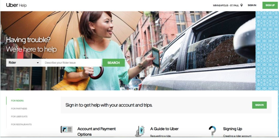 6 Tips To Contact Uber Customer Service For Fastest Support