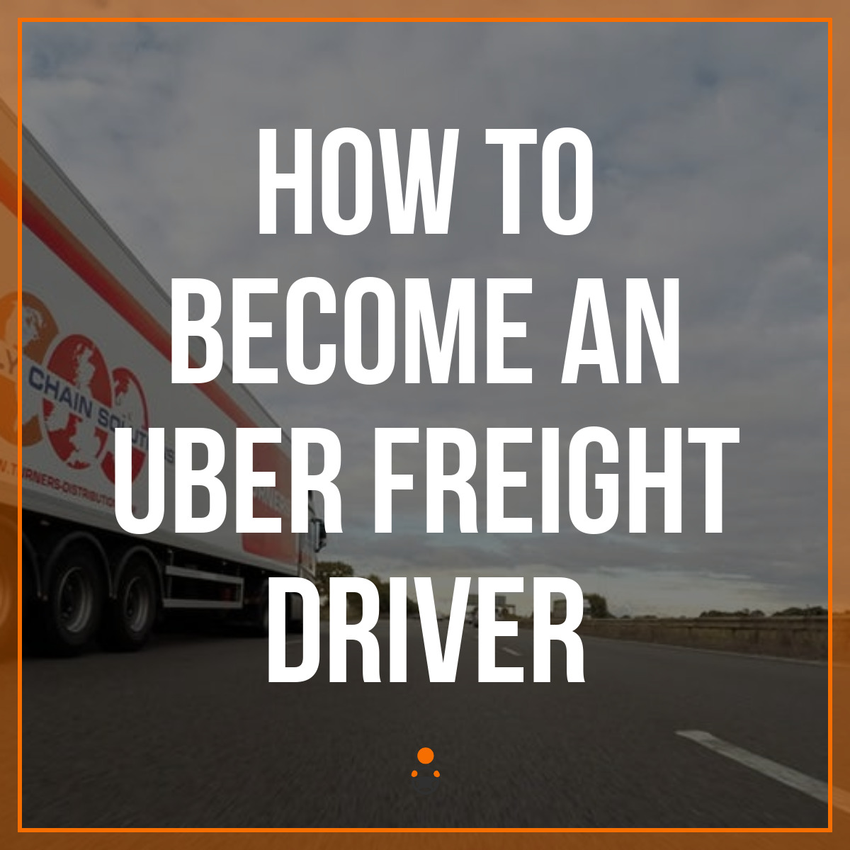 uber freight driver