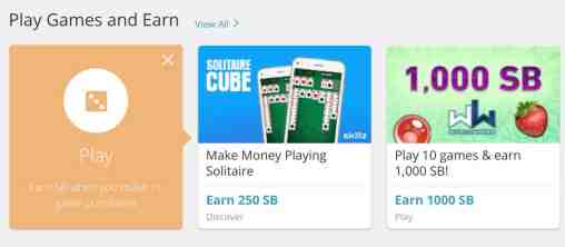 earn more sb through swagbucks