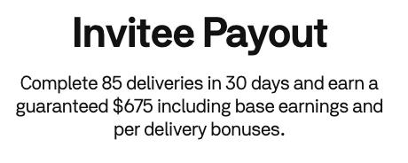 postmates driver bonus