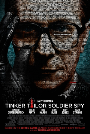 [Preview] Tinker Tailor Soldier Spy the movie